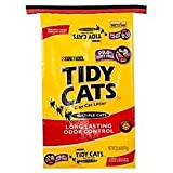 Tidy Cat Litter Long Lasting Odor Control 20LB (Pack of 12)