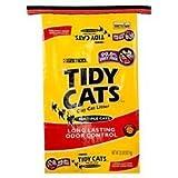Tidy Cat Litter Long Lasting Odor Control 20LB (Pack of 9)