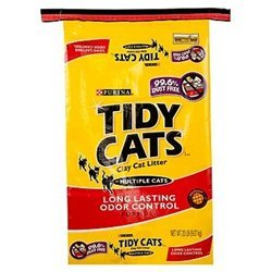 Tidy Cat Litter Long Lasting Odor Control 20LB (Pack of 9)