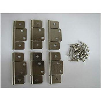 Amazon.com: [J&J Products] DH-3x1.5-6W, bisagra de puerta ...
