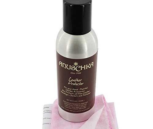Anuschka Handbag Leather Protector & Polishing Cloth Bundle from Anna by Anuschka