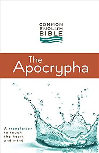 Download The Apocrypha: Common English Bible PDF