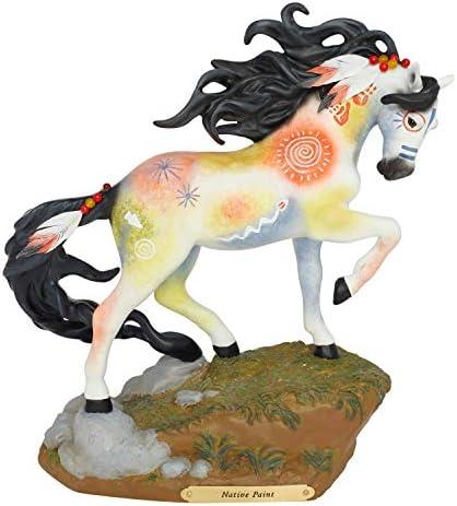 Enesco Ponies Native Figurine Multicolor
