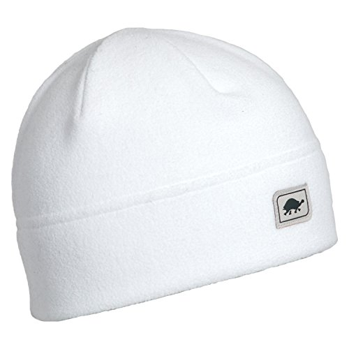 - Turtle Fur Chelonia 150 Classic Fleece Multi-Season Beanie, White
