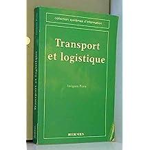 Transport et logistique (coll. systemes d'information)