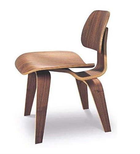 Nuevo Helena Accent Chair in Walnut