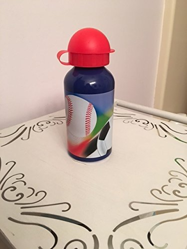 Stainless Steel Reusable Sports Water Bottle River Sports Childrens 14 oz