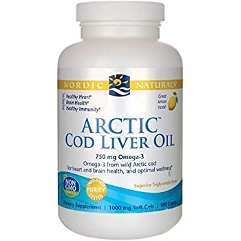 Amazon Com Spring Valley Cod Liver Oil With Vitamin A