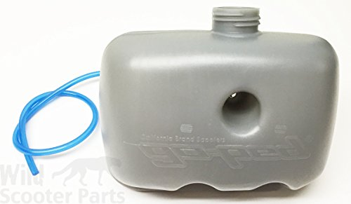 Gas Tank w/ Single Fuel Line ()