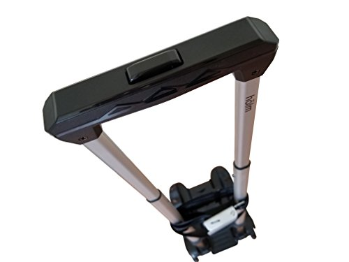 Holm Airport Car Seat Stroller Travel Cart and Child Transporter - A Carseat Roller for Traveling. Foldable, storable, and stowable Under Your Airplane seat or Over Head Compartment. by hölm (Image #3)