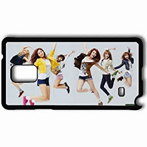 Personalized Samsung Note 4 Cell phone Case/Cover Skin After School Black