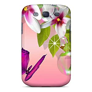 Awesome Design Summers Colors Hard Case Cover For Galaxy S3