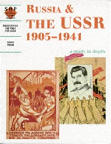 RUSSIA AND THE USSR 1905-41 EPUB