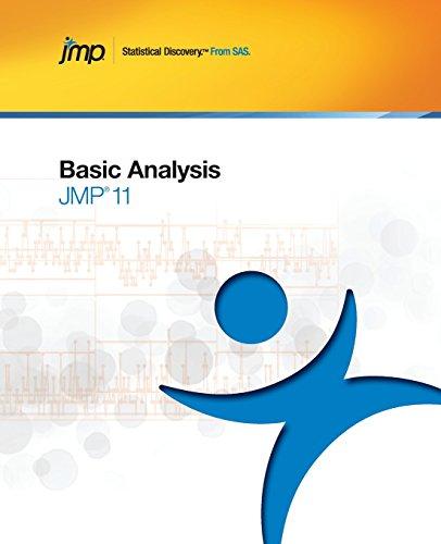 Jmp 11 Basic Analysis