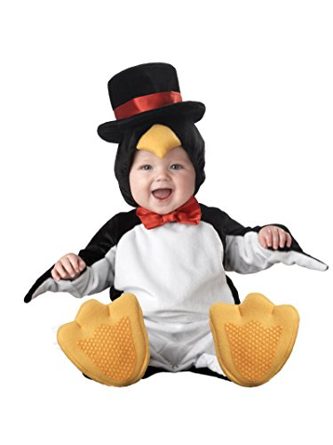 Lil' Penguin Baby Infant Costume - Infant Medium