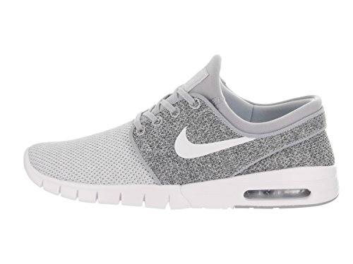Wolf Grey White Nike Men's Janoski Stefan Shoes Max Dark SB Grey gyWwqw6pYa