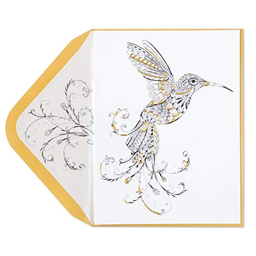 Papyrus by Isabelle Brent Hummingbird & Birdhouse Creative Color Card