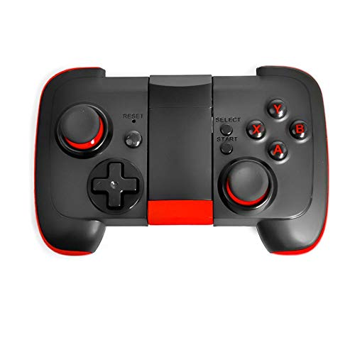 (Bluetooth Wireless Gamepad Game Controller Handle for S600 TV Set-top Box for Apple VR Controller iOS Android Tablet Mobile Phone)