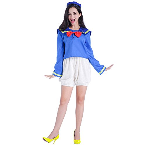 Donald Duck 3-Piece Costume Set with