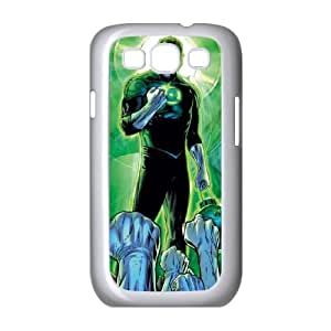 Samsung Galaxy S3 9300 Cell Phone Case White Salute to Green Lantern OJ671947