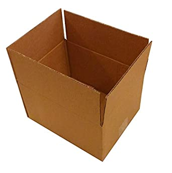 45cbec1f7ae DCG PAC Brown Corrugated Box Packaging Boxes Packing Box Packaging Box Shipping  Box (9 Inches   6 Inches   3 Inches) - Pack Of 25  Amazon.in  Amazon.in