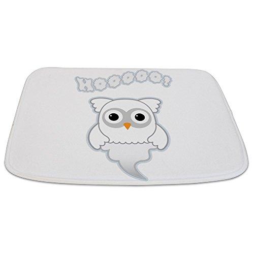 Tub Casper (Bathmat Large Spooky Little Ghost Owl)