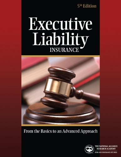 Executive Liability Insurance:From the Basics to an Advanced Approach Pdf