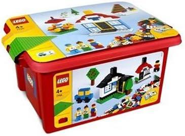LEGO 7795 - Caja con Piezas básicas: Amazon.es: Juguetes y juegos