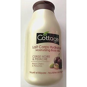 cottage lait corps hydratant