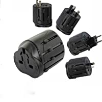 Science Purchase Universal International Travel Power Plug Adapter - 110V/275W and 220V