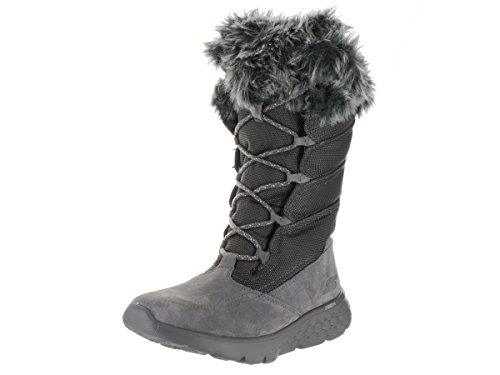 Skechers Women's On the GO 400 Big Chill Boot,Charcoal,US...