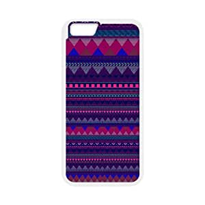 Tribal Flower Case For iPhone 6 White Nuktoe695150