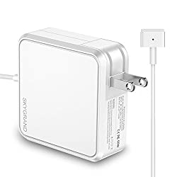 Macbook Air Charger, SkyGrand Replacement 45W Magsafe 2 (T-Tip) AC Power Adapter Charger for MacBook Air 11 inch and 13 inch