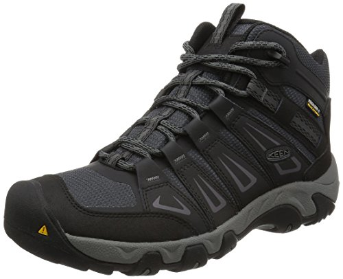 KEEN Men's Oakridge Mid Waterproof Shoe