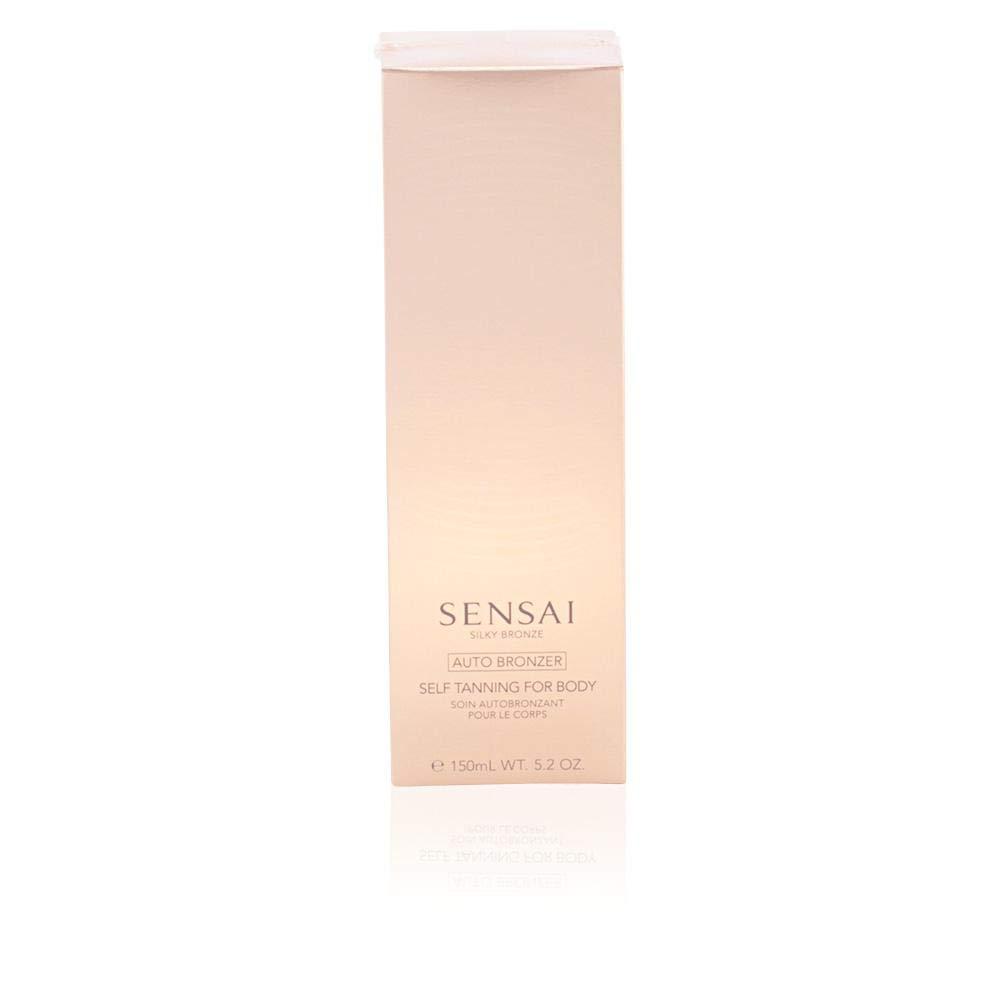 sensai silky bronze self tanning