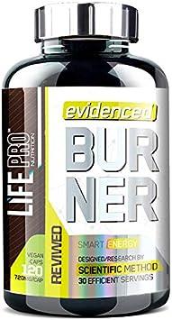 Life Pro Evidenced Burner 720mg 120 Vegancaps | Quemador ...