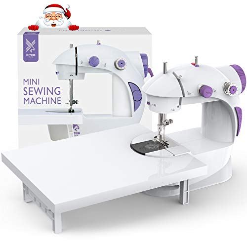 KPCB Mini Sewing Machine with Upgraded Eco-friendly Material, Christmas Gift Choice