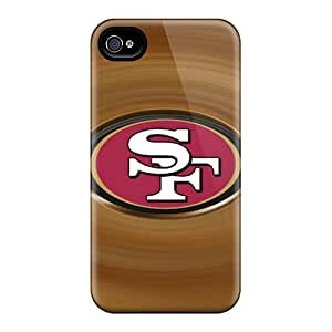 Excellent Cell-phone Hard Cover For Iphone 6 With Support Your Personal Customized Fashion San Francisco 49ers Skin RichardBingley