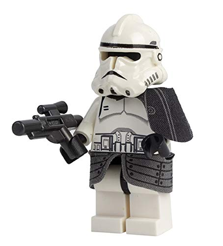 LEGO Star Wars: EP3 Special Forces Clone Trooper - with Kama, Pauldron and ()