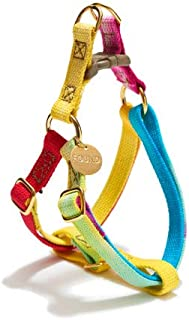 product image for Found My Animal Prismatic Cotton Cat & Dog Harness, Small