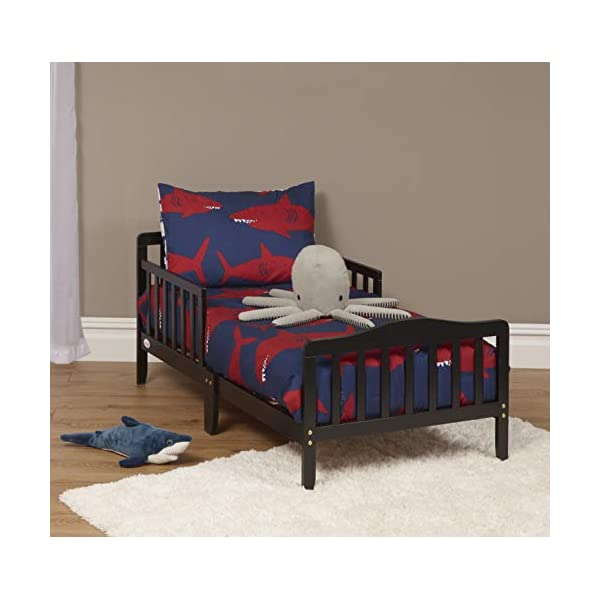 Suite Bebe Blaire Toddler Bed, Black