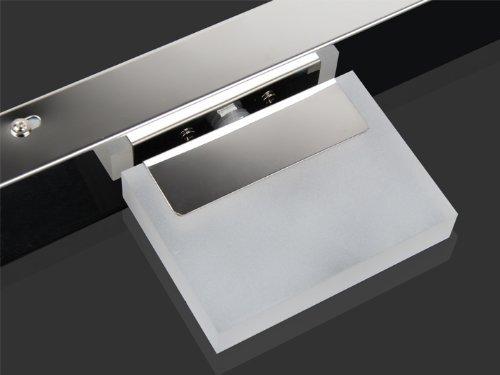 Shop Progress Lighting 3 Light Archie Chrome Bathroom: Letsun LED Vanity Light 3 Lights Bathroom Light LED Wall