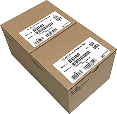 10-Pack HPE LTO 7 Ultrium C7977A 6TB/15TB Data Cartridge from HPE