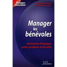 MANAGER LES BENEVOLES