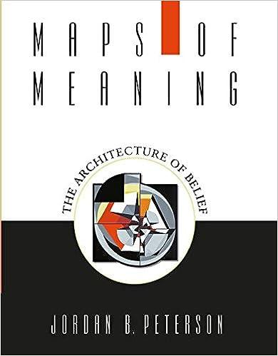 oficjalne zdjęcia najlepsze buty 100% autentyczności Amazon.com: Maps of Meaning: The Architecture of Belief ...