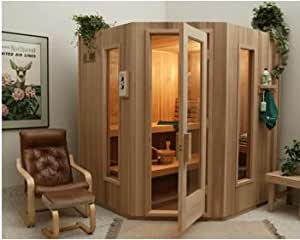 Prebuilt Sauna 8'x10' Finlandia FPF810