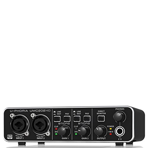behringer-umc202hd-u-phoria-usb-audio-interface-with-midas-microphone-preamplifiers