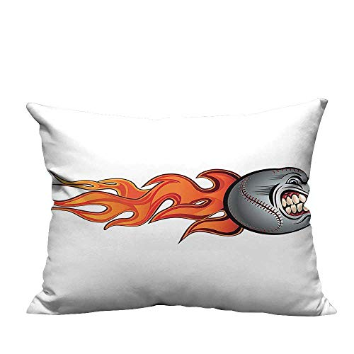 Scary Terry Scream Mask - YouXianHome Throw Pillow Cover for Sofa