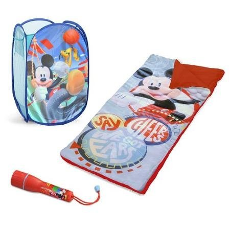 Disney Mickey Mouse Sleepover Hamper product image