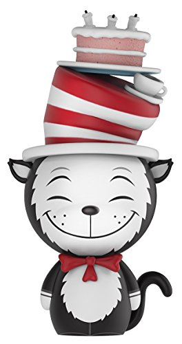 Funko Dorbz Dr. Seuss Cat in The Hat (Styles May Vary) Action Figure]()